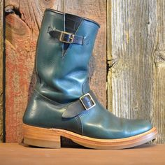 I was bored with the monotony of daily life. 【JOHN LOFGREN & CO.×MUSHMANS Engineer Boots BADALASSI Special Color[Ortensia/Navy]】入荷しました!!! | MUSHMANS BLOG | マッシュマンズ ブログ