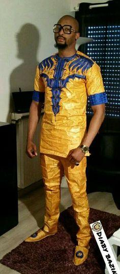 African Shirts For Men, African Clothing For Men, African Dresses For Women, African Attire, African Fashion Dresses, Ankara Fashion, Nigerian Men Fashion, African Print Fashion, African Wear Designs