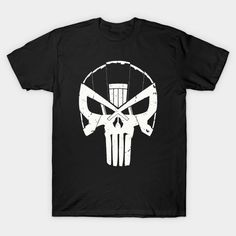 To Judge And Punish T-Shirt - Judge Dredd/Punisher T-Shirt is $14 today at TeePublic!