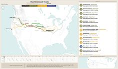 American Panorama is an historical atlas of the United States for the twenty-first century. It combines cutting-edge research with innovative interactive mapping techniques, designed to appeal to anyone with an interest in American history.