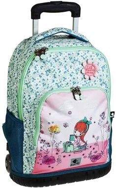 Busquets, Manga, Suitcase, Backpacks, Interior, Products, Wheeled Backpacks, School Backpacks, Stretch Fabric