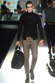 Dsquared2 Fall 2012 Menswear
