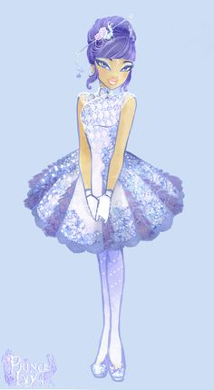 Cari P. - Marble Gala Dream by PrinceIvy-FreshP.deviantart.com on @DeviantArt