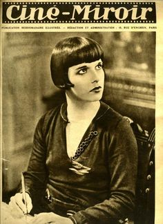 Ciné-Miroir - May 23, 1930 - Louise Brooks - French film magazine