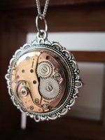 Copper Time by Pocket Watch, Copper, Deviantart, Jewellery, Accessories, Jewelery, Jewelry Shop, Jewlery, Pocket Watches