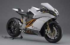 Mission Motors reveals Mission R electric racing superbike, conceals price
