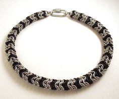 Chainmail Roundmail Necklace by ~DFLT18 on deviantART