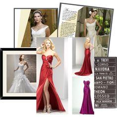 """Wedding Dresses 2013"" by dianahui on Polyvore www.balllily.com,wedding dress,on sale,prom dress,"