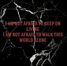 Famous Last Words ~ My Chemical Romance