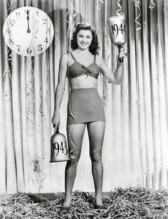 It's bells for Esther Williams as she brings in 1944. | Golden Age of Hollywood