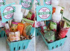20 gift basket ideas pinterest appreciation teacher and basket