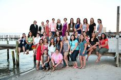 Our Brandcation 2012 group! What a lovely bunch of bloggers!
