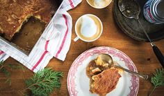 You'll find the poor man's maple pudding recipe in our second magazine, page 42.