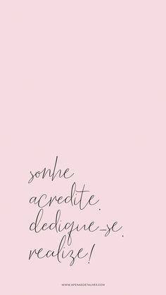 Inspirational Phrases, Motivational Phrases, Story Instagram, Instagram Blog, Frases Instagram Tumblr, Nail Salon Design, Tumblr Wallpaper, Positivity, Lettering