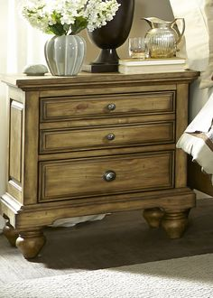 High Country Night Stand | Liberty | Home Gallery Stores