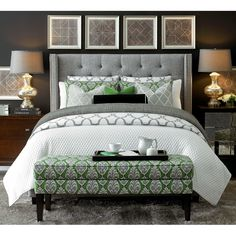 Bedding coordination