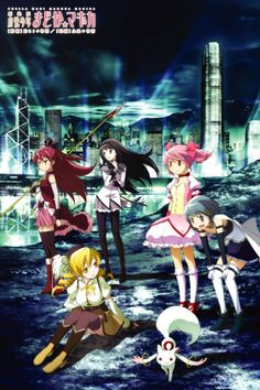 Watch Puella Magi Madoka Magica the Movie Part I: Beginnings Full-Movie