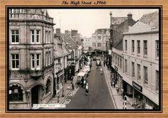 High Street 1966.