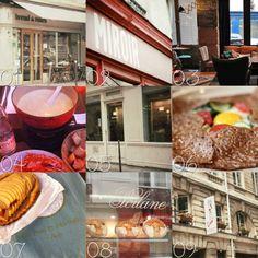 vegetarian food favorites in paris