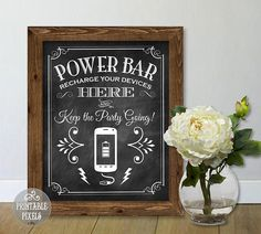 Printable Seating Chart Poster Template INSTANT by SwellAndGrand