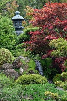Elements of a Japanese Garden