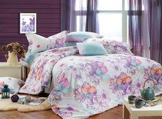 Luxury-BeddingSet.com | Professional Online Bedding Store Cheap Bedding Sets, Luxury Bedding Sets, Online Bedding Stores, Bohemian Bedding, Comforters, Blanket, Purple, Furniture, Home Decor