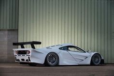 McLaren F1 GTR Longtail (Chassis 25R)