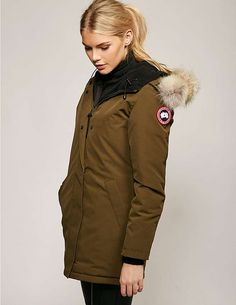 Canada Goose parka outlet store - The Chelsea Parka for Canada Goose Fall/Winter 2015 | Canada Goose ...