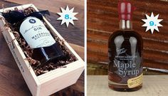 Columbus Underground Holiday Shopping Guide 2014 - Bourbon Barrel Gin from Watershed Distillery