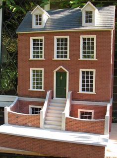 Georgian Dolls House 1:12 Scale