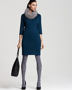 fall work dresses...