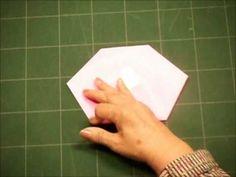 [Origami] (Apropó nárcisz, Boinsechia árvácska-téli virágok?) Hogyan lehet…