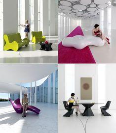 New Furniture by Karim Rashid for VONDOM | CONTEMPORIST