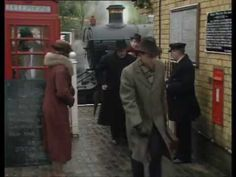 The Box Of Delights Episode One - When the wolves were running 1984 - YouTube