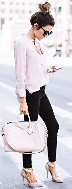 Simple-Sexy-Work-Outfits-For-Young- Frauen