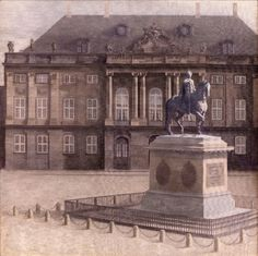Vilhelm Hammershoi's Paintings at Scandinavia House - The New York Times