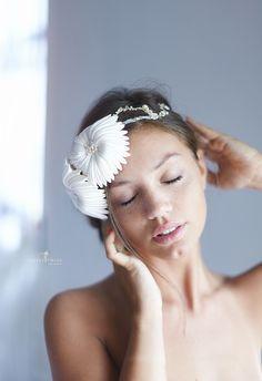 Ripani Photography & Design | Eleonora | Bridal Headpiece