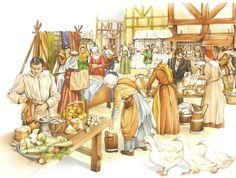 Medieval Market