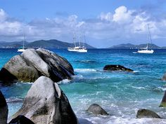 One of the most beautiful places we've ever been - The Baths at Virgin Gorda