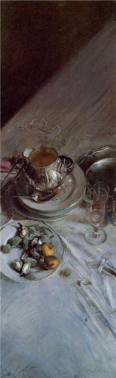 Giovanni Boldini - Corner of the Painter's Table 1890