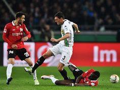 Blog Esportivo do Suíço: Lanterna da Bundesliga, Hannover vence o Borussia Mönchengladbach
