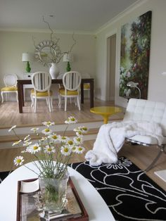 Marias Living Room