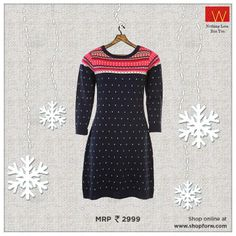 A must-have piece this #winters! Pair it with our #fashion bottoms to make your first #impression last long