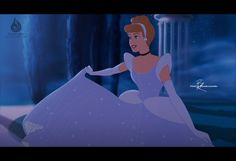 Cinderella by Venetia Drakoularakou Princesas Disney, Disney Characters, Fictional Characters, Disney Princesses, Fairy Tales, Cinderella, Deviantart, Dance, Queen