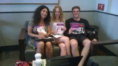 GVI Volunteers receiving Little Reader Training