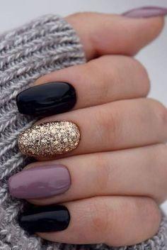 50 Fabulous Free Winter Nail Art Ideas 2019 – Page 19 of 53 – womenselegance. co… 50 Fabulous Free Winter Nail Art Ideas 2019 – Page 19 of 53 – womenselegance. co…,Nails 50 Fabulous. Cute Nail Art, Cute Acrylic Nails, Beautiful Nail Art, Cute Nails, Classy Nails, Acrylic Gel, Elegant Nails, Acrylic Nails Autumn, Acrylic Nail Designs Glitter