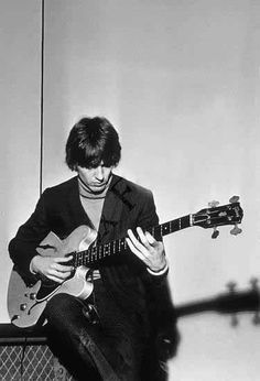 George H. Harrison♥♥ a beautiful and lovely photo of Georgie :) (Source- http://thateventuality.tumblr.com/)