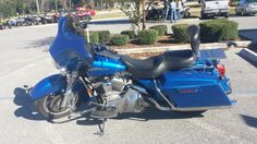 2006 Harley-Davidson® FLHTI - Electra Glide Motorcycle! $8,495 call Polaris of Gainesville at (386) 418-4244