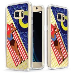 Let's Get Tanned Slim Protective Case for Galaxy S7