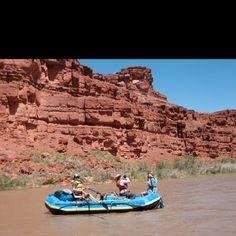 San Juan river trip!